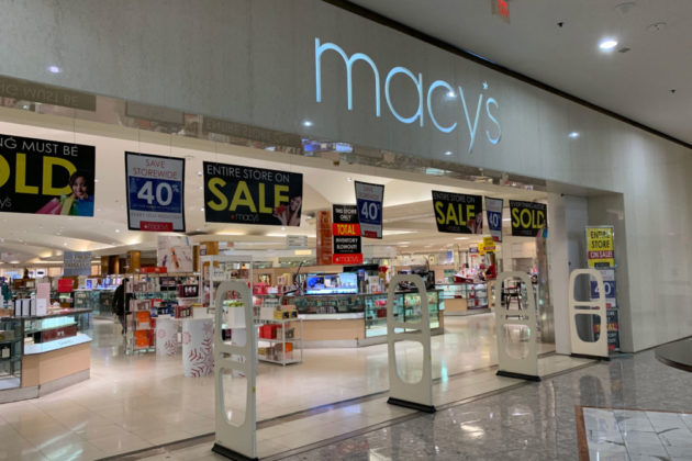 8c90161bf7314 Macy s in Tysons Galleria Closing With Big Clearance Sale