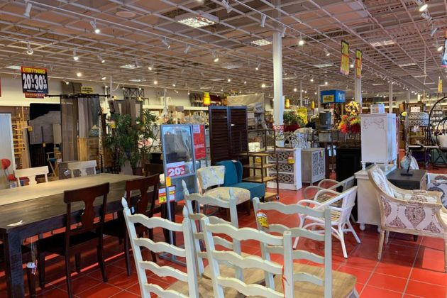 Pier 1 Imports In Tysons Is Closing Offering Big Sales Tysons