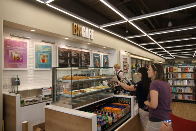 An Inside Look at the Barnes and Noble Prototype Opening