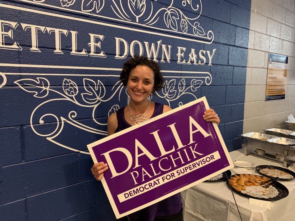 Breaking Palchik Wins Democratic Nod For Providence