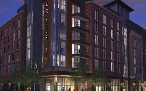 A Room Fit For An Archer: Here's The Latest On Archer Hotel In The Scotts Run