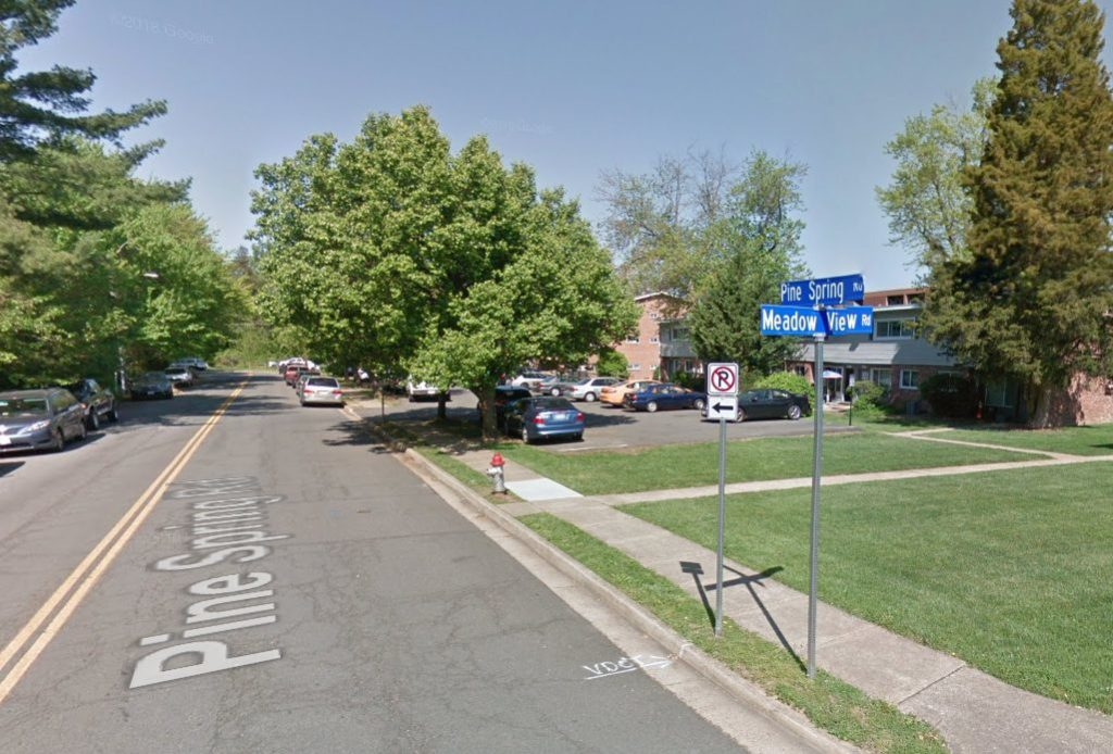 Fairfax Police: Man Shot on Pine Spring Road in Falls Church Last Night - Tysons Reporter