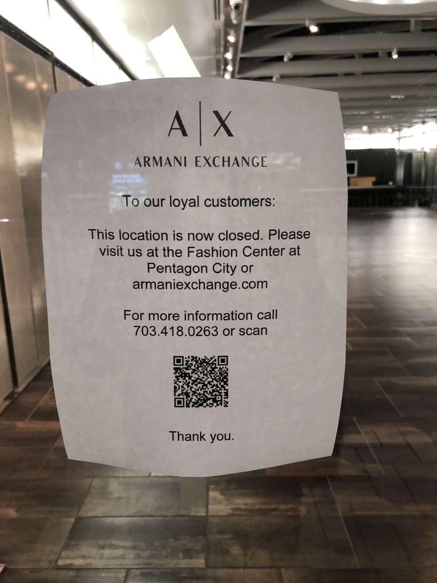 armani exchange us