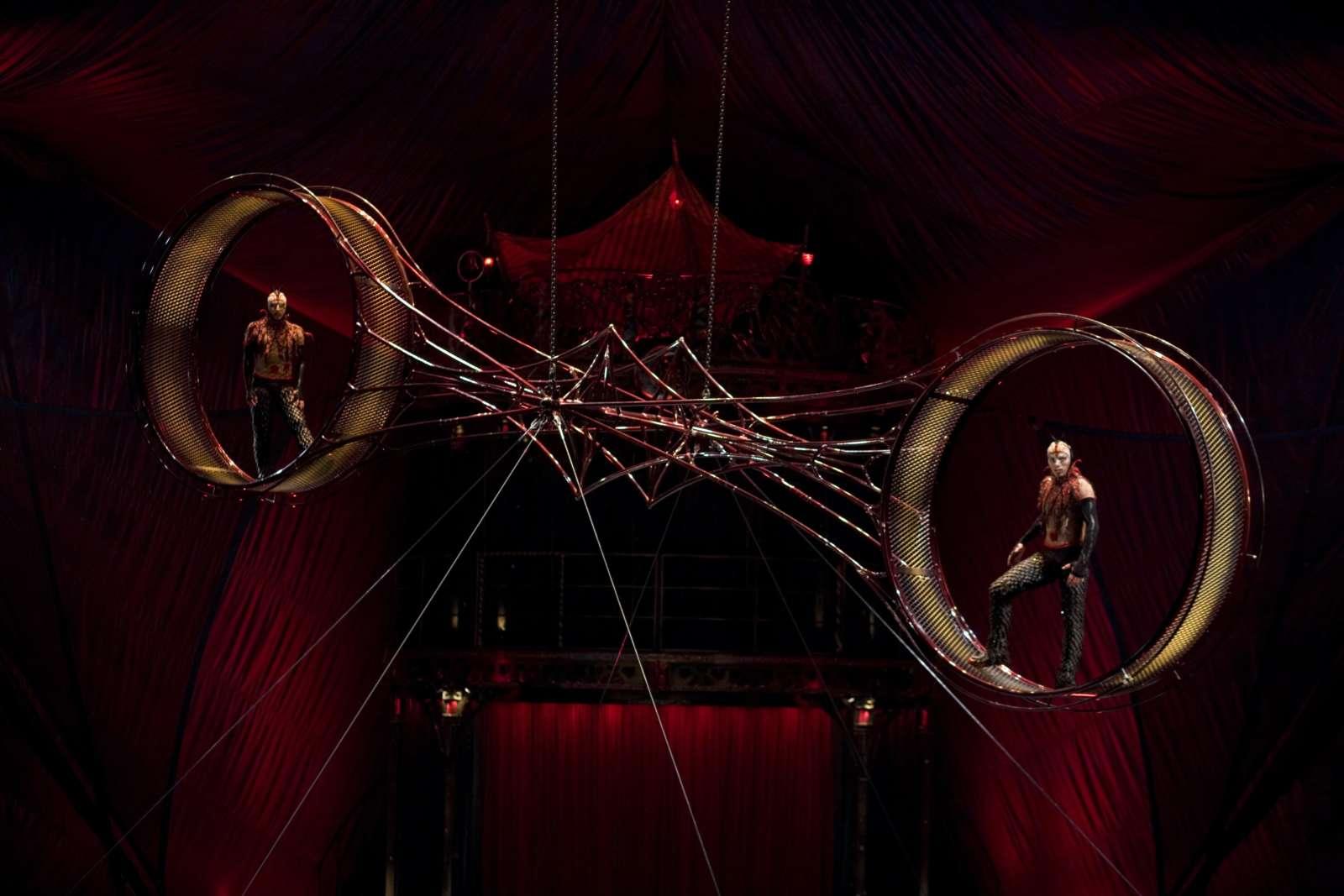 Cirque Du Soleil 2021