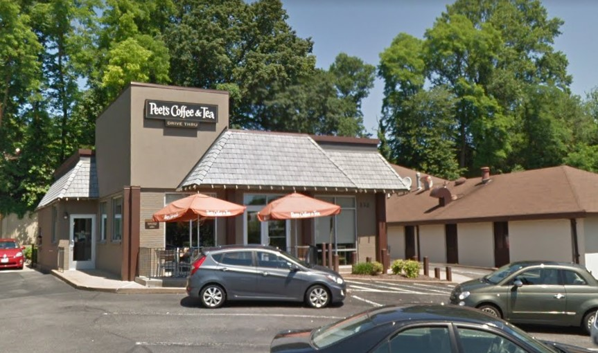 Drive-thru bank approved to take over former Peet's Coffee in Vienna